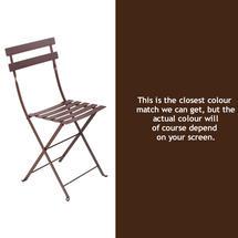 Bistro Chair - Russet