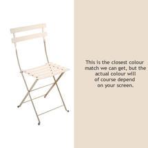 Bistro Chair - Linen