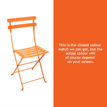 Bistro Chair - Carrot