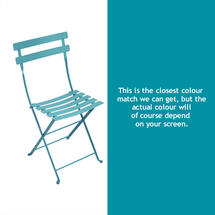 Bistro Chair - Turquoise