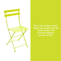 Bistro Chair - Verbena Green