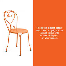 1900 Chair - Carrot