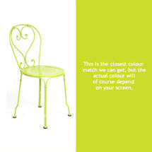 1900 Chair - Verbena Green