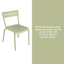 Luxembourg Stacking Chair - Willow Green