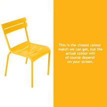 Luxembourg Stacking Chair - Honey