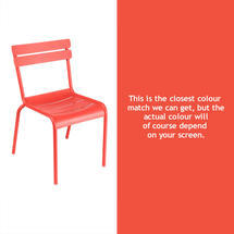 Luxembourg Stacking Chair - Capucine