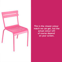 Luxembourg Stacking Chair - Fuchsia