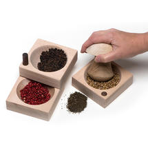 Herb and Spice Grinder Kit