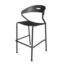 Curve Meteor Bar Stool