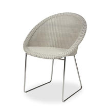 Gipsy Dining Chair - Steel Frame