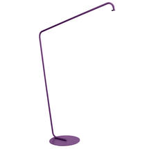 Large Offset Stand for Balad Lamp - Aubergine