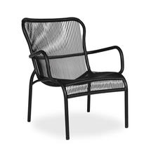 Loop Lounge Chair - Black