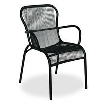 Loop Dining Chair - Black