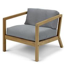 Virkelyst Deep Seating Chair - Shadow Grey