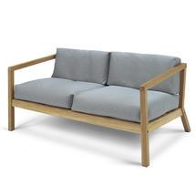 Virkelyst Deep Seating Sofa - Shadow Grey