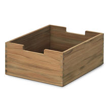 Cutter Box Small - Teak