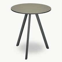 Overlap 62cm Round Table - Hunter Green