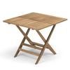 Nautic 85cm Square Table