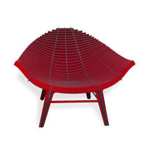 Manta Armchair - Red