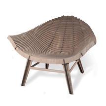 Manta Armchair - Wood