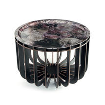 Medusa Coffee Table - Black