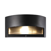 Momento Wide Wall Light - Black
