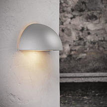 Pisa Wall Light - Aluminium
