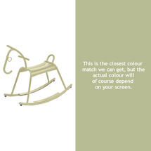 Adada Rocking Horse - Willow Green