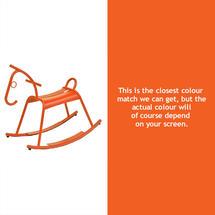Adada Rocking Horse - Carrot