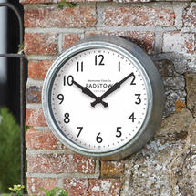 Padstow Outdoor Clock