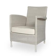 Safi Chair with Sunbrella Cushion - Old Lace