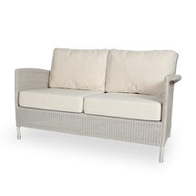 Safi 2 Seater Sofa with Sunbrella Cushions - Old Lace
