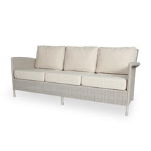 Safi 3 Seater Sofa with Sunbrella Cushions - Old Lace