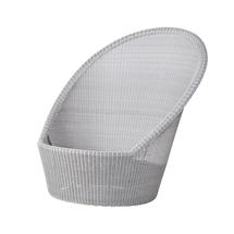 Kingston Woven Sunchair w/wheels