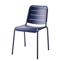 Copenhagen City Chair - Midnight Blue