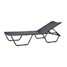 Cape Sunbed with All Weather Cushions - Graphite