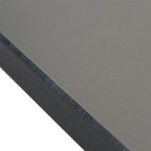 Edge Extending Table - Grey HPL Top 210/330x100cm
