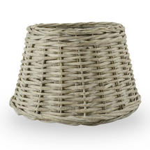 Grey Willow Medium Lampshade 46cm