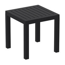 Atlanta Side Table-Charcoal