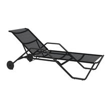 180 Stacking Lounger - Meteor / Charcoal