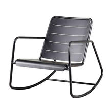 Copenhagen Rocking Chair - Lava Grey