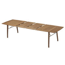 Ballare Extending Teak Table - 196cm/296cm