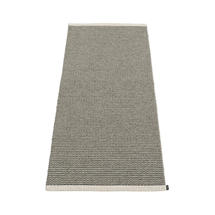 Mono 60 x 150 - Charcoal / Warm Grey