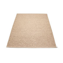 Svea 140 x 220cm Rug - Nougart Metallic / Light Nougat