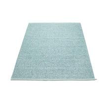 Svea 140 x 220cm Rug - Azurblue Metallic / Pale Turquoise