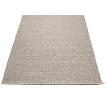 Svea 180 x 260cm Rug - Mud Metallic / Mud