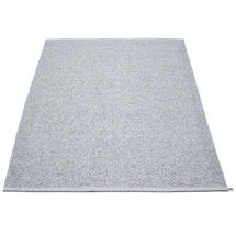 Svea 180 x 260cm Rug - Grey Metallic / Grey