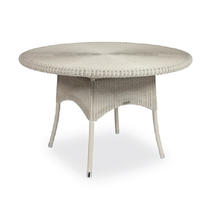 Safi 120cm Round Dining Table - Old Lace