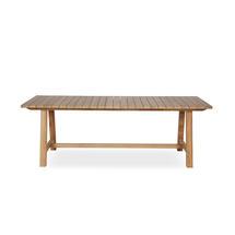 Bernard Table 220 cm - solid teak