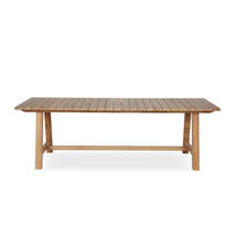 Bernard Table 260 cm - solid teak